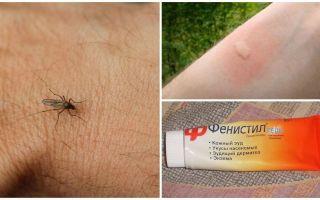 Чем и как снять зуд от укусов комаров у ребёнка и взрослого