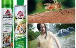 Защита территории от комаров Раптор