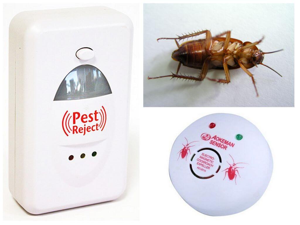 тараканы электронный отпугиватель