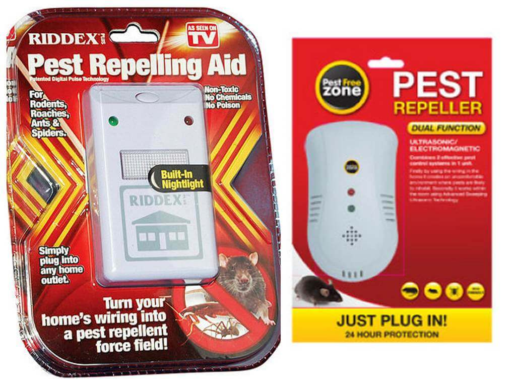 Pest Repelling