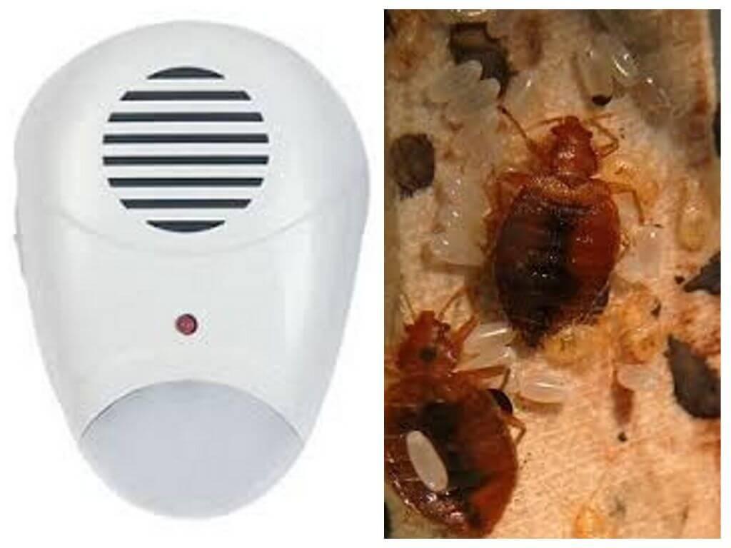 отпугиватель тараканов ультразвуковой пест репеллер