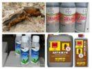 Инсектицидные средства от медведки