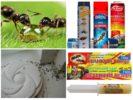 Средства для борьбы с муравьями