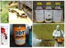 Применение химических препаратов