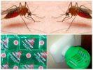 Пластины Раптор для защиты от насекомых