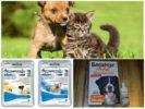Препараты для защиты собаки от комаров