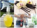 Использовать ванили от комаров