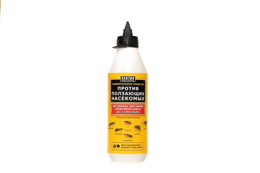 Gektor против ползающих насекомых