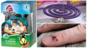 Химические средства против комаров