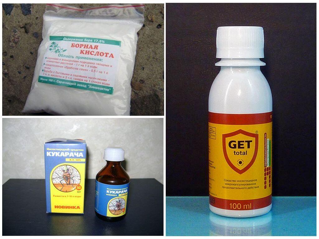 Химические препараты для борьбы с пчелами