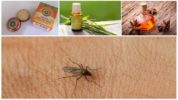 Уличные средства от комаров