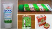 Медикаменты от укусов комаров