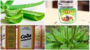 Народная медицина для лечения укусов комаров