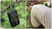 Ультразвуковые отпугиватели комаров