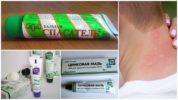 Препараты для лечения укусов комаров
