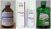 Медикаменты для лечения чесотки