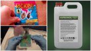 Химические методы борьбы с малиновой стеблевой мухой