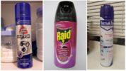Аэрозоли для борьбы с мухами