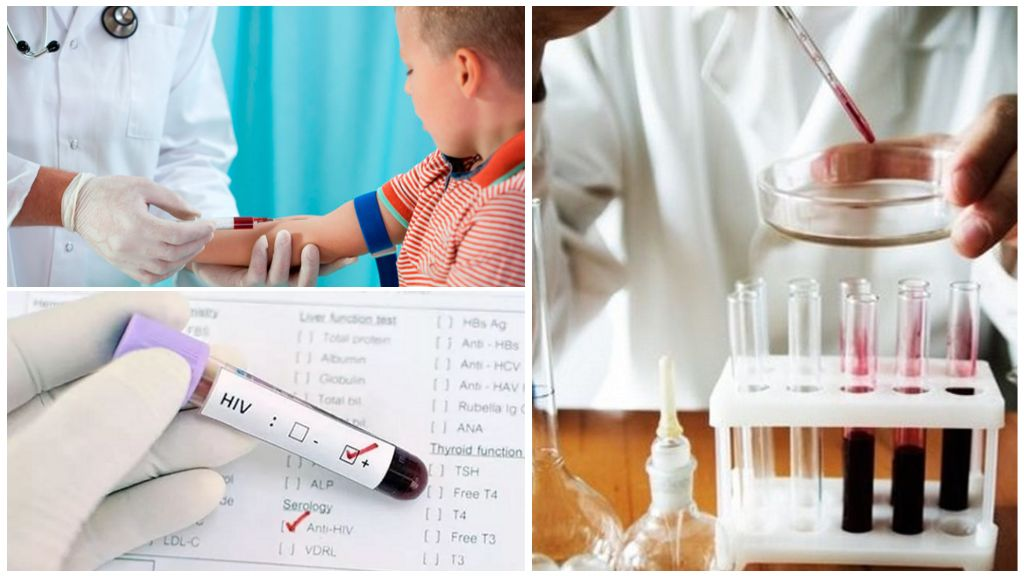 Исследование крови на глисты