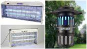 Электрические ловушки для насекомых