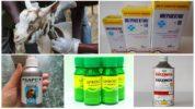 Препараты для лечения коз