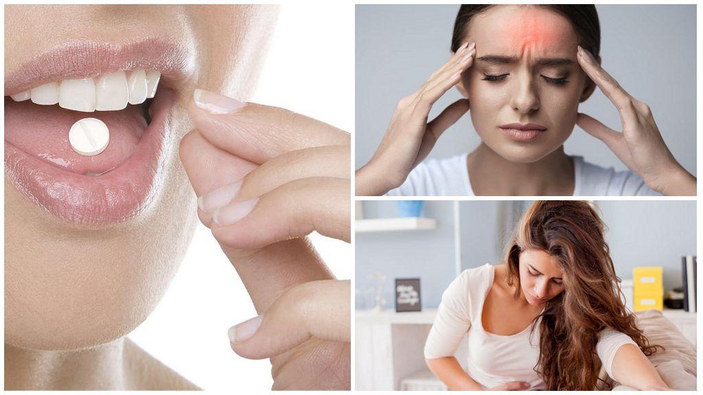 Побочные эффекты от антипаразитарных препаратов