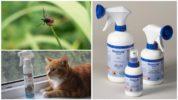 Спреи от клещей для кошек