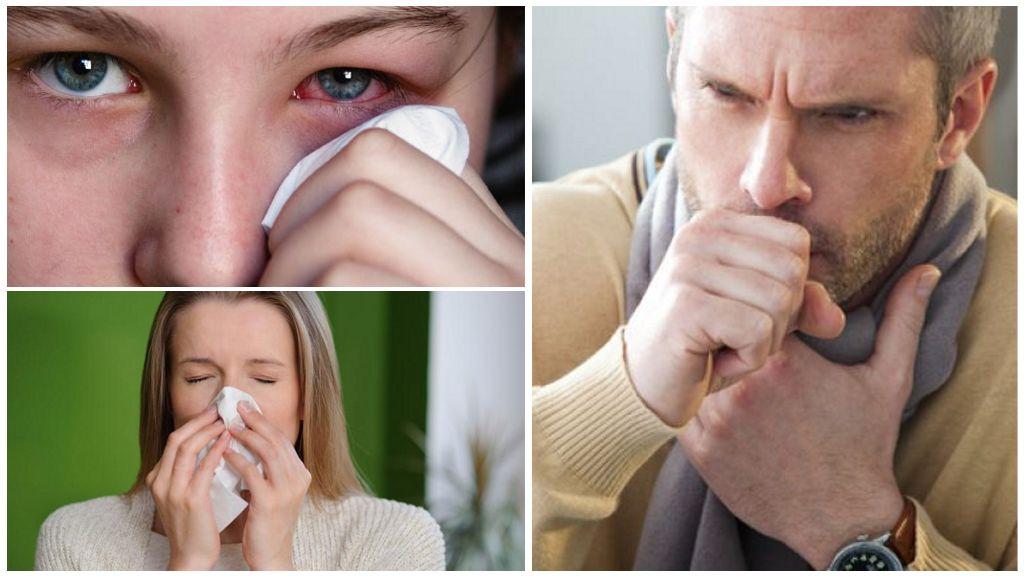 Аллергия на глисты