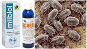 Препараты против пылевых клещей