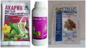 Препараты от паутинного клеща на огурцах