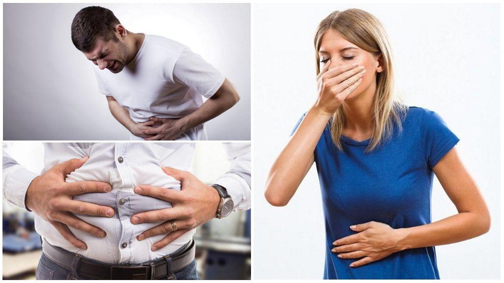 Симптоматика бластоцистоза