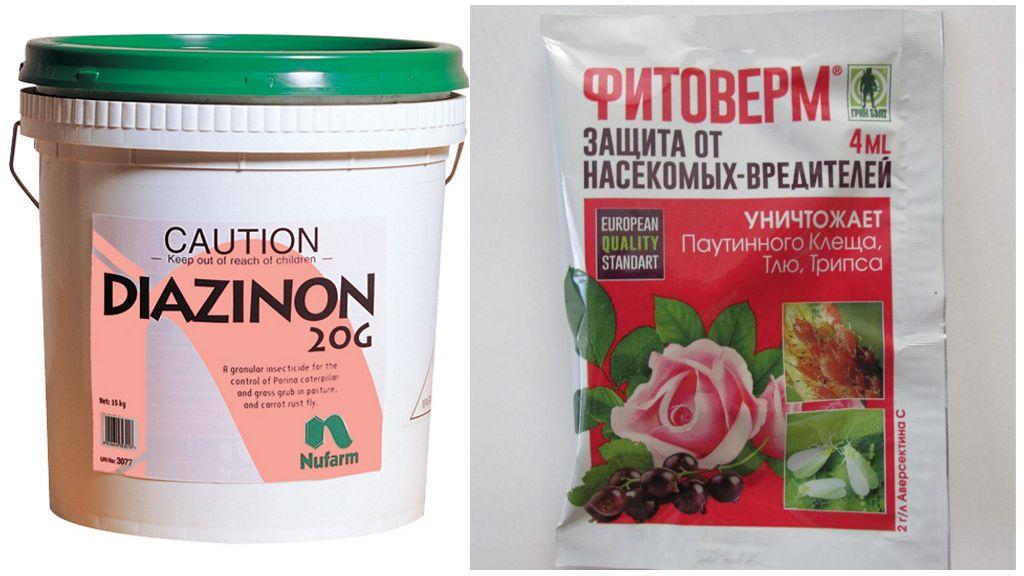 Препараты от картофельной нематоды