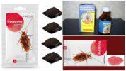 Средства Кукарача от тараканов