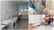 Борьба с тараканами в общежитие
